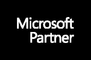 Microsoft Partner 2 Line Black